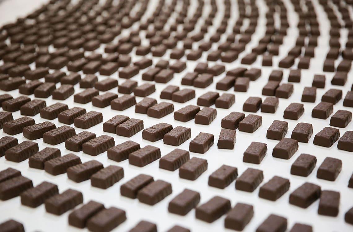 食品製造業生産管理システム