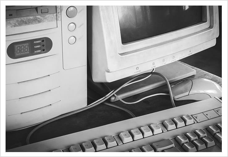 パソコン普及