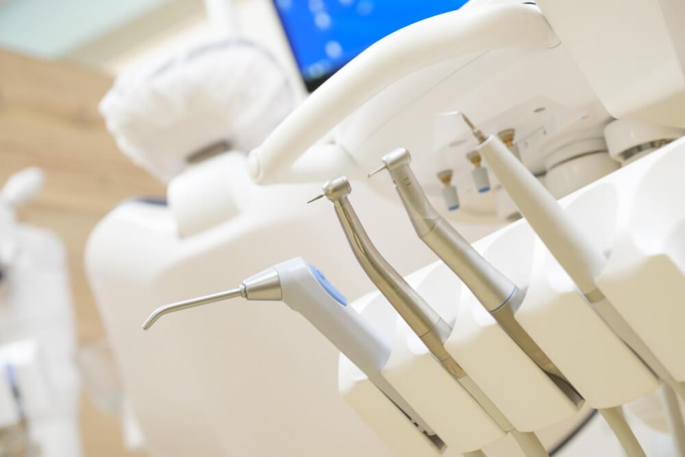 歯科ユニット器具